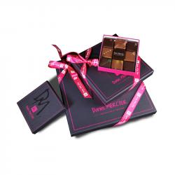 V1 - Selection de chocolat - Daniel Mercier - 9 pièces