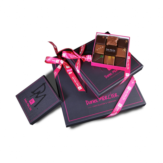 V3 - Sélection de chocolat - 9pieces