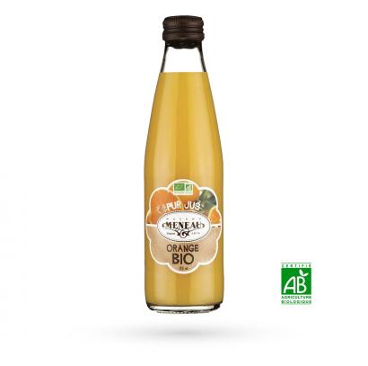 O14 - Pur jus de pommes - La Reinette Clochard - 75cl
