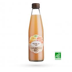 """O17 - Jus de pamplemousse Bio """"Maison Meneau"""" - 0,75 L"""