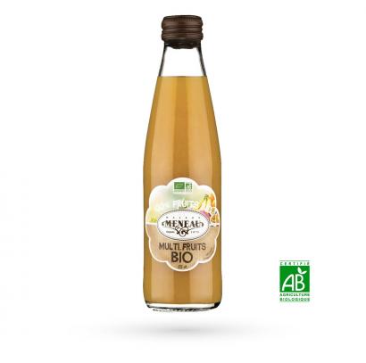 """O18 - Jus multifruits Bio """"Maison Meneau"""" - 0,75 L"""