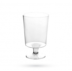 R2 - Pack of 10 disposable drinking glasses - 17cl
