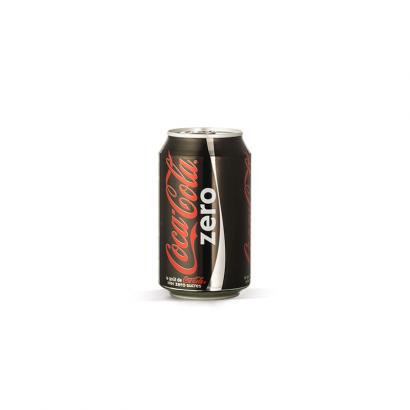O11 - Coca cola Zéro - 33cl