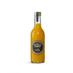 O18 - Jus d'orange blonde de Sicile - Patrick Font - Fabrication Artisanale - 1L