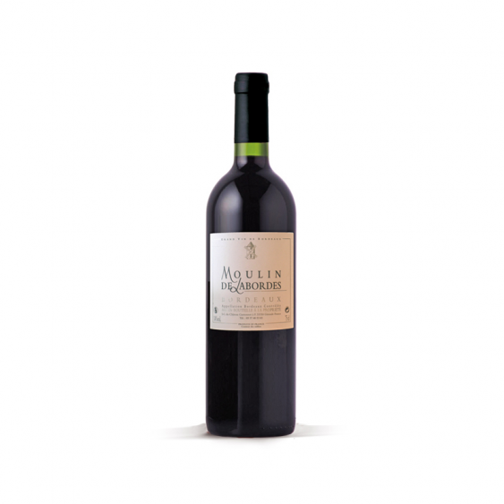 P4 - Bordeaux AOC - Moulin de Laborde - 75cl