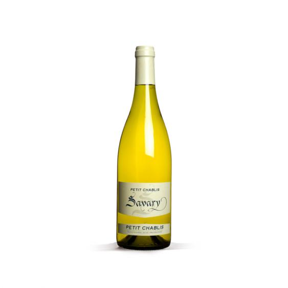 P11 - Bourgogne - Petit chablis AOC - Olivier Savary - 75cl