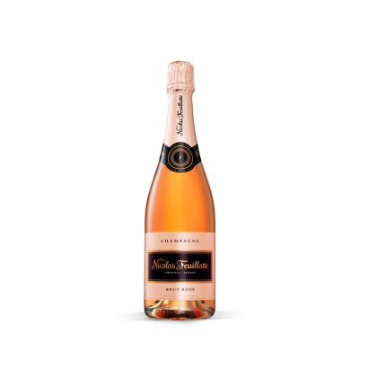 P18 - Champagne rosé Nicolas Feuillate - 75cl