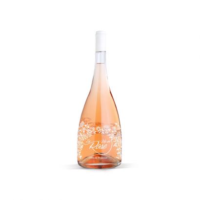 P15 - Côtes de Provence - Château Roubine - La vie en rose - 75cl