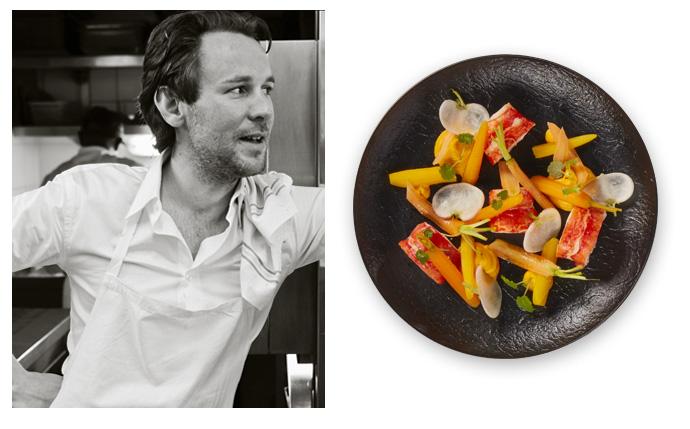 Eric FRECHON - Chef Galerie Culinaire Paris
