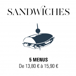 Livraison sandwich & plateaux repas à Paris - Bistrot Sandwich