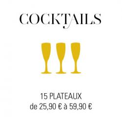 Livraison cocktails & plateaux repas à Paris - Cocktails ou événements