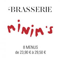 Livraison plateaux repas à Paris - Minim's