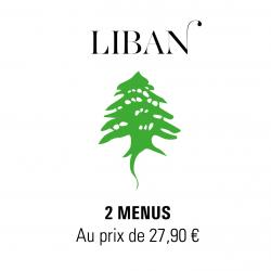Livraison plateaux repas à Paris - Liban