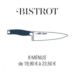 Livraison plateaux repas à Paris - Bistrot