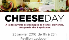 Cheese Day au Pavillion Ledoyen !