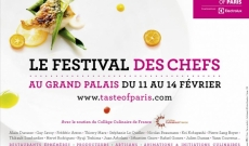Taste of Paris au Grand palais du 11 au 14 février 2016
